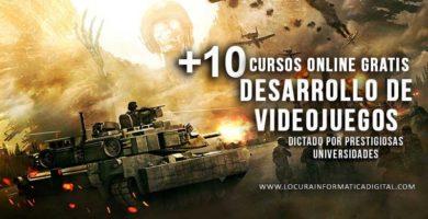 cursos-gratis-desarrollo-videojuegos