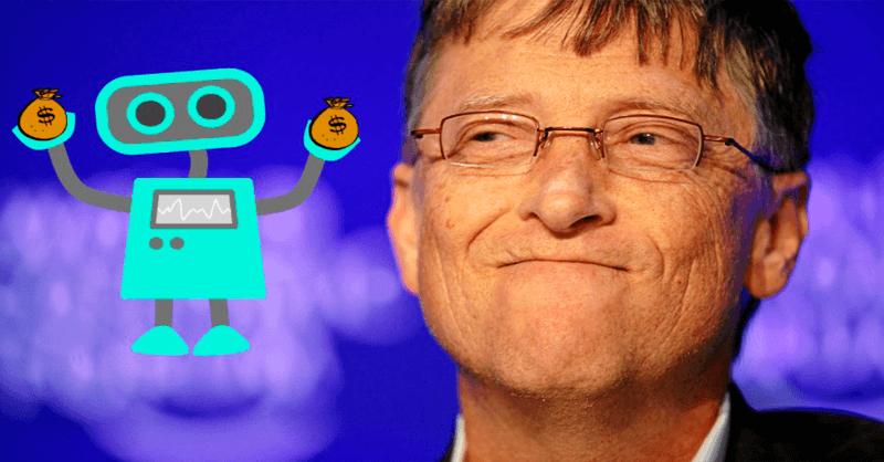 robots quitan empleos deben pagar impuestos