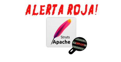 Apache Struts exploit