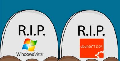 soporte windows vista y ubuntu