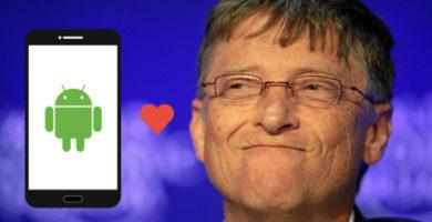 microsoft bill gates usa android