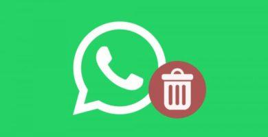 Cómo eliminar mensajes de WhatsApp enviados por error