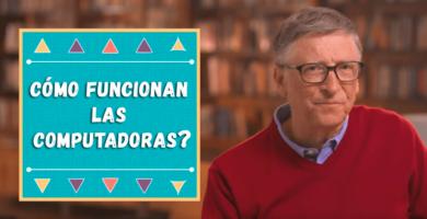 """Bill Gates protagoniza la serie de videos de Code.org """"¿Cómo funcionan las computadoras?"""""""