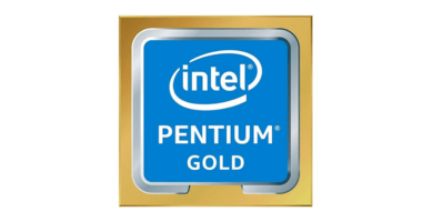 Ya comienzan a vender los procesadores Intel Pentium Gold 'Coffee Lake'