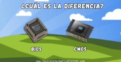 ¿Cuál es la diferencia entre BIOS y CMOS? | Explicación