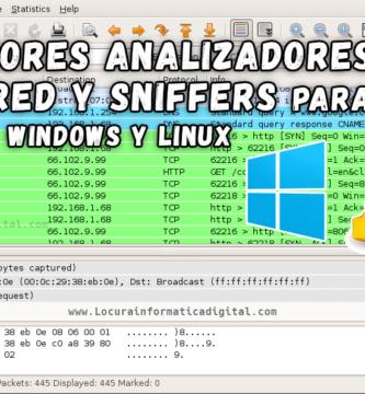 Los 7 Mejores Analizadores de red y Sniffers para windows y Linux