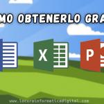 Cómo obtener Microsoft Word, Excel y PowerPoint Gratis