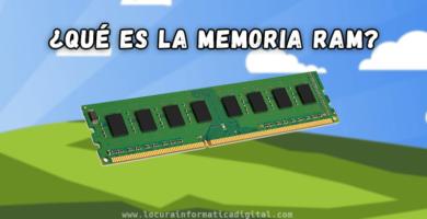 ¿Qué es la Memoria RAM? Concepto, tipos y caracteristicas