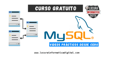 Curso gratuito de Bases de Datos MySQL