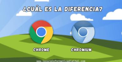 ¿Cuál es la diferencia entre Google Chrome y Chromium?