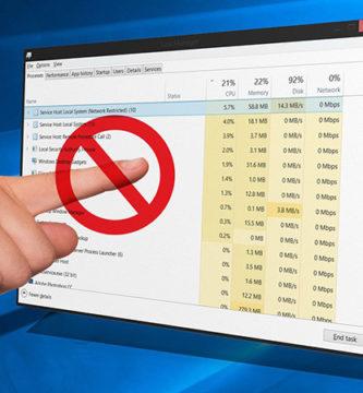 7 Procesos del Administrador de tareas de Windows que nunca debería matar