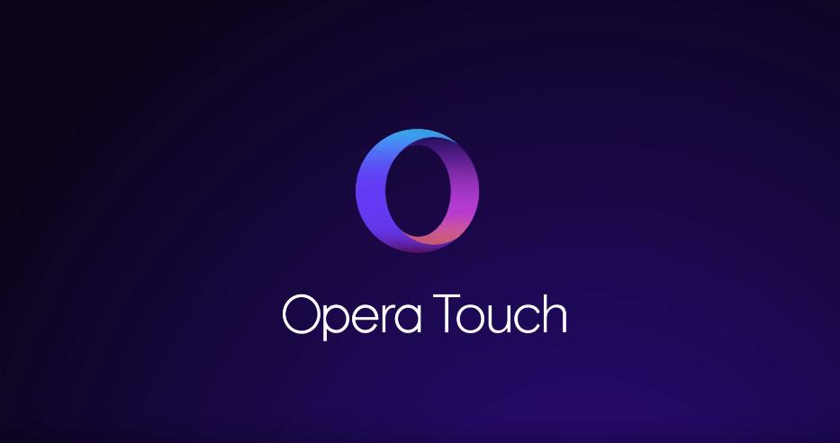 Opera Touch: El nuevo navegador móvil de una sola mano