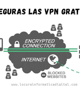 ¿Es seguro utilizar una VPN gratuita?