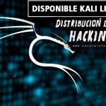 Lanzamiento oficial Kali Linux 2018.2 nuevas características | Descarga disponible