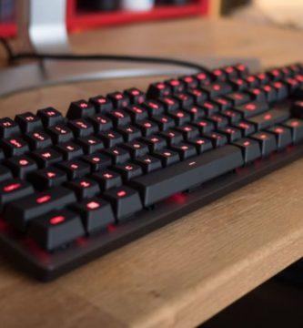 ¿Qué es un teclado mecánico y qué tipos existen?