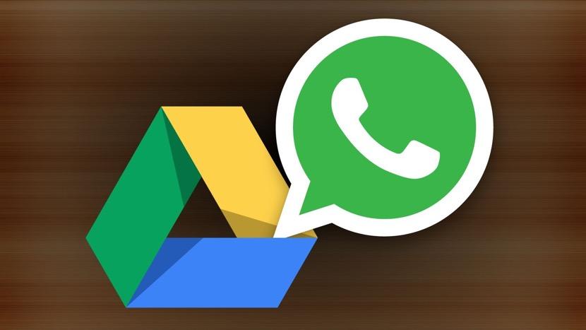Las copias de seguridad de WhatsApp ya no contarán como almacenamiento en Google Drive