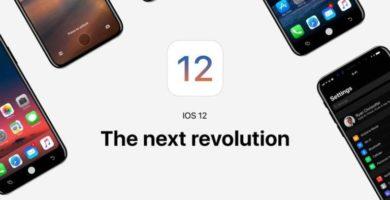 iOS 12 Ya Está Disponible: Cómo actualizar, características y compatibilidad