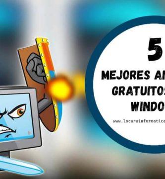 Los 5 Mejores Antivirus Gratuitos para Windows (2018) |