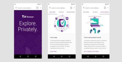 Finalmente se lanzo el Navegador Oficial de Tor para Android | Descarga