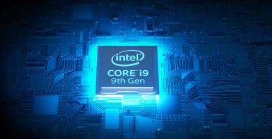 Procesadores Intel Core de 9ª generación
