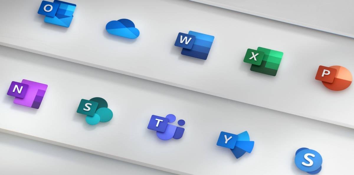 Microsoft cambiará los iconos de Windows 10