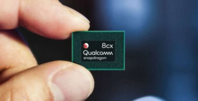 Qualcomm presenta el nuevo Procesador Snapdragon 8cx para PC con Windows 10