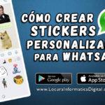 Cómo Crear Stickers para WhatsApp | Android - iOS