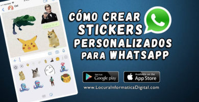 Cómo Crear Stickers para WhatsApp | Android - iOS