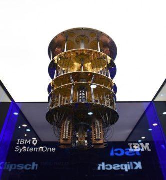 IBM Presenta la Primera Computadora Cuántica de uso comercial