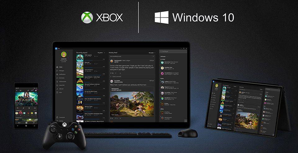 En la próxima actualización de Windows 10 podrá ejecutar juegos de Xbox One en PC