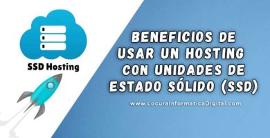 Los beneficios de usar un Hosting Web con Unidades de Estado Sólido (SSD)
