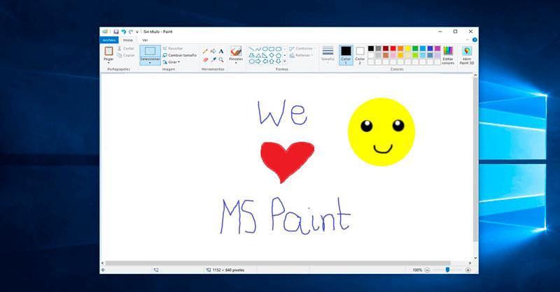 Microsoft Parece Haber Renunciado a la idea de Eliminar Paint de Windows 10