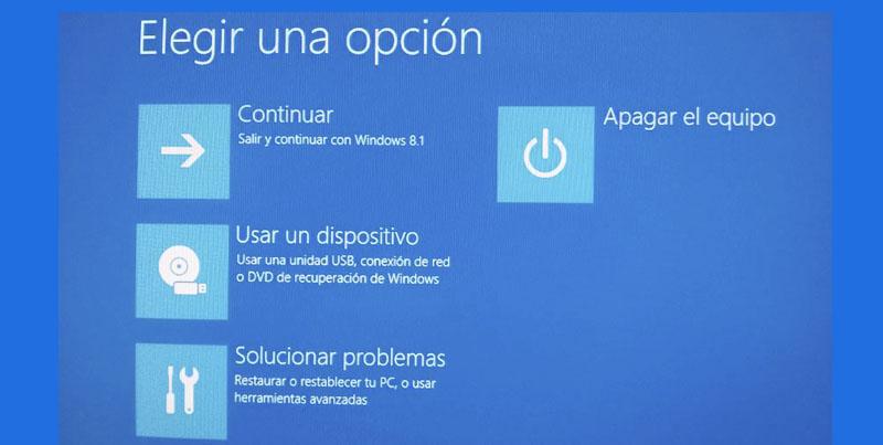 ¿Como Iniciar el Entorno de Recuperación en Windows 10 (Windows RE)? ⚡
