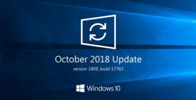 En 2019, Microsoft Recién Libera la Actualización de octubre de Windows 10 ⚡