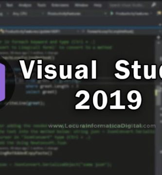 Microsoft Lanza Oficialmente Visual Studio 2019 para Windows y MacOS | descarga gratis