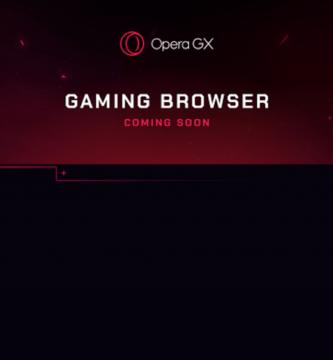 """Próximamente Opera Lanzará el Primer Navegador Web Gamer, """"Opera GX"""""""