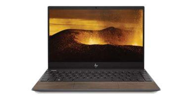 HP Acaba de Lanzar una Nueva Linea de Computadoras con Acabados de Madera