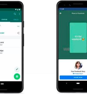 Ahora Podrás Compartir tus Estados de WhatsApp en Facebook y otras Apps