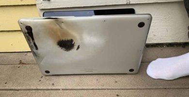 VIDEO: Usuario de Reddit Afirma que su MacBook Pro Explotó Mientras lo usaba