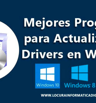 Los 5 Mejores Programas Gratuitos para Actualizar Drivers en Windows 10/8/7