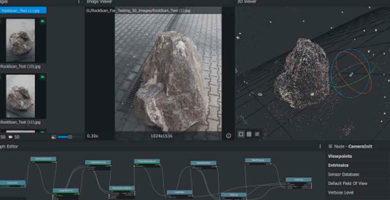 Meshroom, El Mejor Software Gratuito de Reconstrucción 3D con Fotogrametría