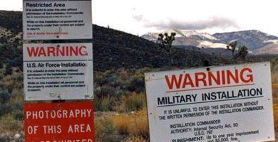 Gobierno de EE.UU Advierte a las personas que Intenten Tomar por Asalto el Area 51