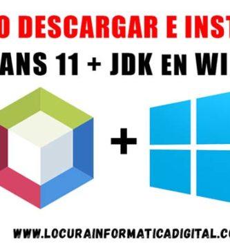 Como Descargar e Instalar NetBeans 11 + JDK en Windows 10/8/7 | Tutorial