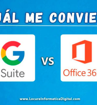 Office 365 vs. G Suite ¿Cuál me Conviene?