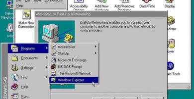 Usuario descubre que Moviendo el Mouse en Windows 95 el Sistema iba mas Rápido