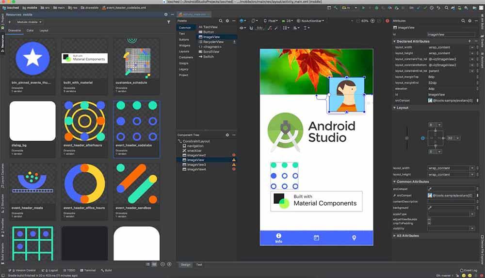 Google acaba de lanzar 'Android Studio 3.5' con varias correcciones y Mejoras