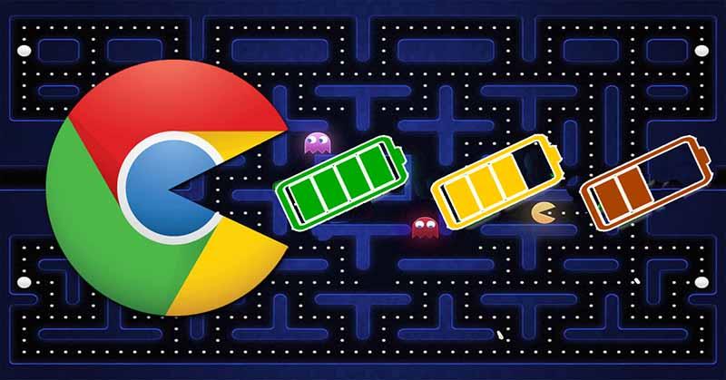 Microsoft está Trabajando para que Google Chrome Consuma Menos Batería