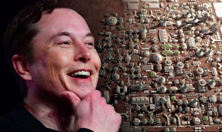 Elon Musk revela cuál es su plan para establecer la civilización humana en Marte