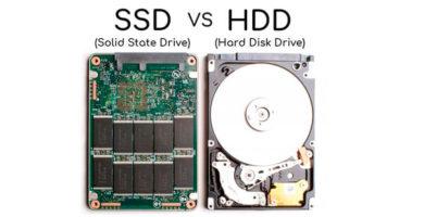 SSD vs HDD: ¿Cuál debería tener en mi PC?