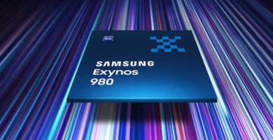 Samsung Presentó 'Exynos 980', Su Primer Chip con Módem 5G Integrado